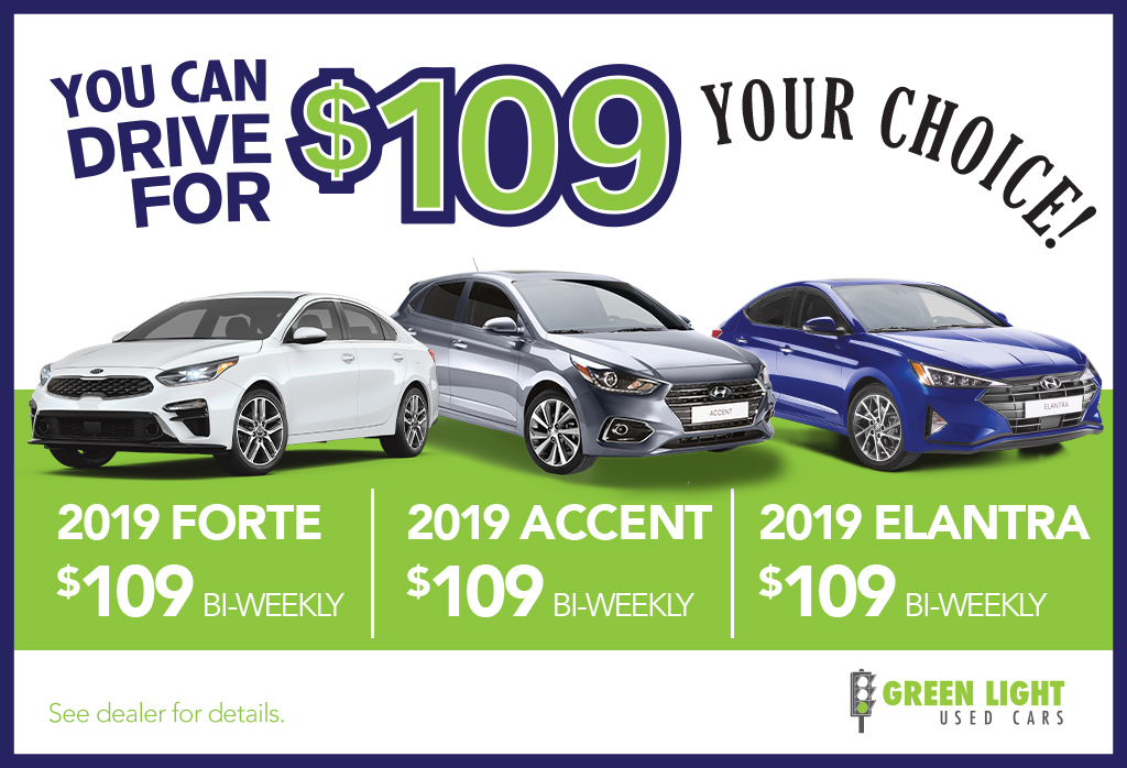 Used Cars Dartmouth >> Drive For 109 Specials O Regan S Green Light Used Cars